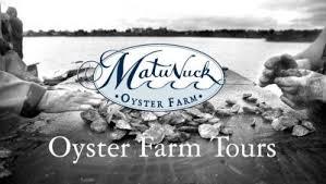Matunuck Oyster Bar Farm Tours